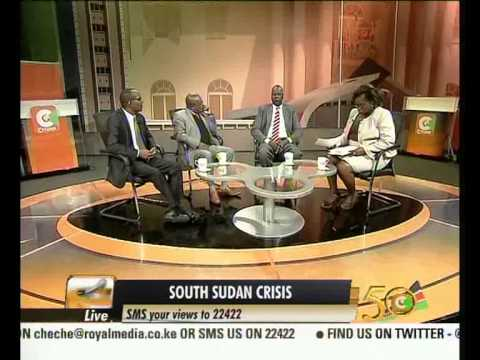 Cheche Interview with Majok Guandong-South Sudan Ambassador to Kenya Prt 2