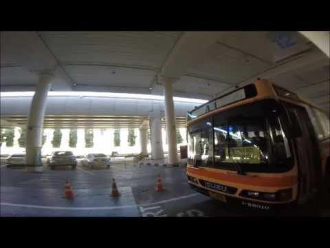 bus a1 de l'aéroport de don muang à mo chit (bangkok)