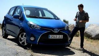 Toyota Yaris HSD - Prueba