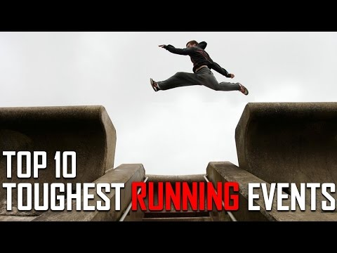 Top 10 Toughest Running Events