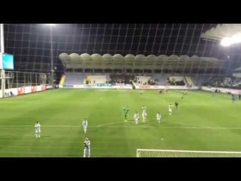 Neftchi fans Azerbaijan