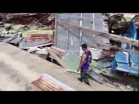 TYPHOON YOLANDA. UPDATE. HOW FILIPINOS SURVIVE IN THE FACE OF DISASTER, CEBU. TRAVEL...