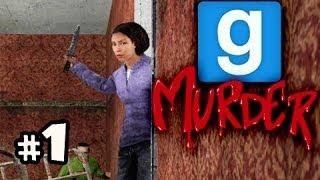 KILLER ON THE LOOSE - Gmod Murder w/ Nova, Kevin & Immortal Ep.1
