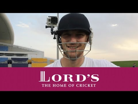 GoPro Batting - Rayner vs Panesar & Patel  | Access All Areas