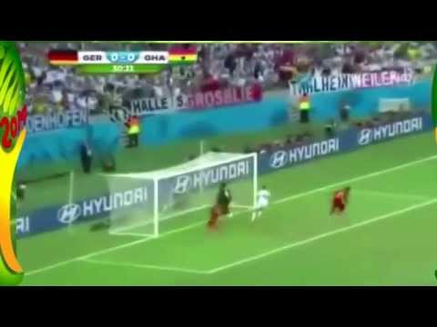 Germany vs Ghana WM 2014 [ 2:2 ]
