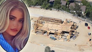 EXCLUSIVE - See Kylie Jenner's New Mega-Mansion!