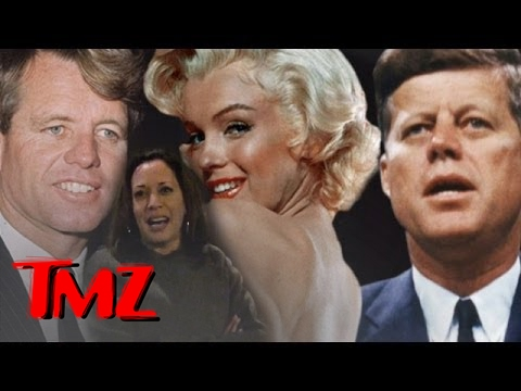 Kamala Harris: Silent on JFK, Monroe, RFK Threesome Rumor