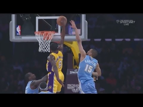 LA Lakers 2013-3014 Preseason Mix