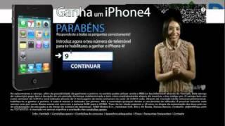 Como Ganhar Um IPhone Grátis (Publicidade Irritante