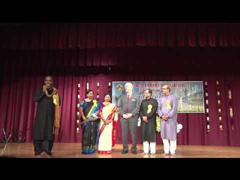 "CAA - 2017 AP Cultural Festival - Oct 14th 2017 - Item-16 ""Speach of Chief Guest Congresman Bill Foster"""