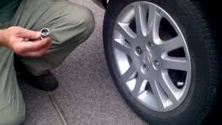 How To Remove Broken Locking Wheel Nut From A Honda Civic