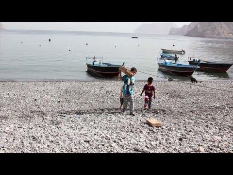 Rare language also under threat in Straits of Hormuz