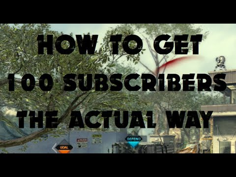 Getting to 100 Subscribers 2014 - Are the Viewers There? - How to get to 100 Subs Tutorial Video