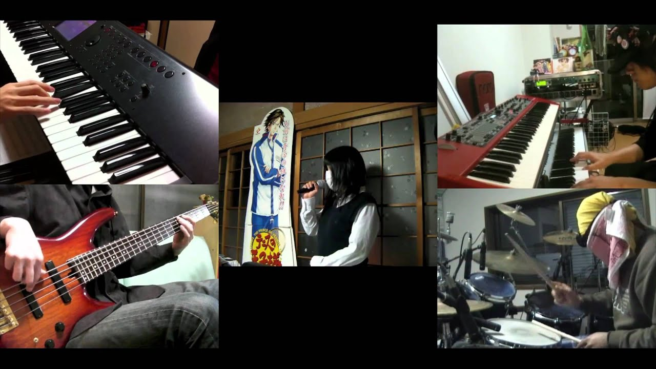 HD]Dragon Crisis! OP [Immoralist] Band cover - YouTube