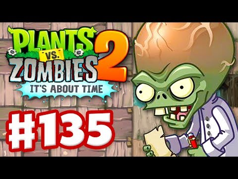 Plants vs. Zombies 2: It's About Time - Gameplay Walkthrough Part 135 - Dr. Zomboss Returns! (iOS)