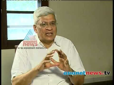 Nethavinoppam : Chat with Personalities - Prakash Karat : Chat with Personalities -: Nethavinoppam 25th March 2014 Part1