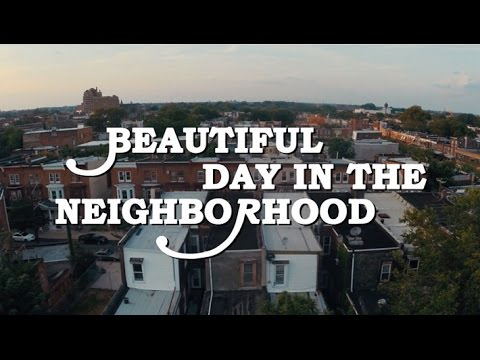 Dayne Jordan - Beautiful Day In The Neighborhood