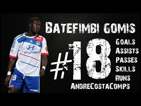 Bafétimbi Gomis - Welcome to Premier League (13/14) HD