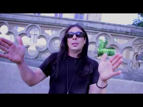 5 Questions With Dream Theater's Mike Mangini At Sonisphere!