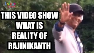 This Video Shows What is Reality of Rajinikanth in USA - Rajinikanth Simplicity
