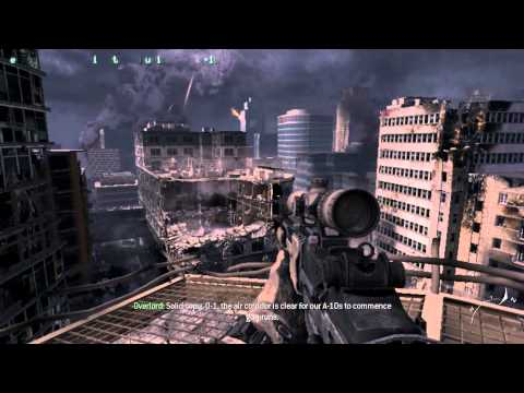 Call Of Duty: Modern Warfare 3 Gameplay Part 14