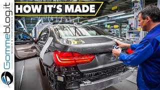 BMW 7 Series Luxury CAR FACTORY - HOW IT'S MADE Production Plant Assembly Line