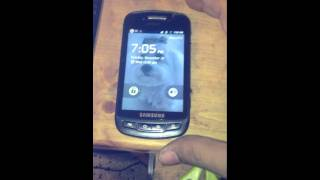 How To Hard Reset A Samsung Admire SCH-R720 MetroPCS