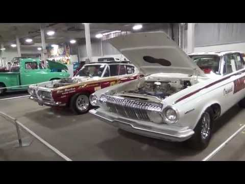 Mopar power at Northeast auto show oaks 3-22-14