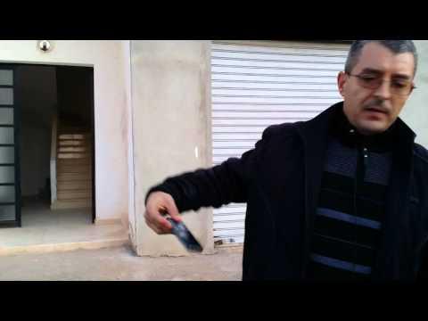 محمد بوجندي يكشف بعض مظاهر الغش في عمارات الشعبي بامزورن
