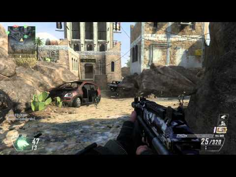 Black Ops 2: Gameplay~Captain Gandoo~Jemen~32-0