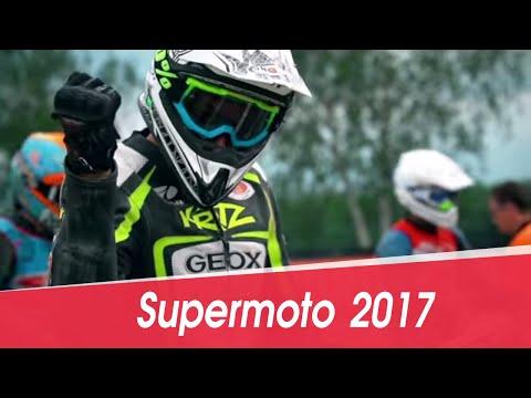 GoPro Supermoto 2017 Vysoké Mýto - Action in SLOWMOTION