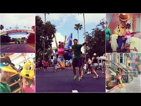 Hollywood Studios- (1º Parque) Vlog Orlando