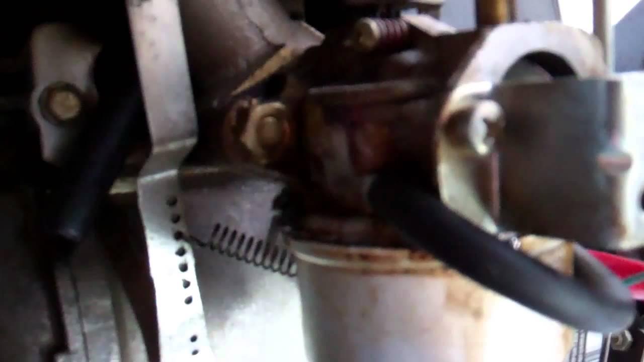 Sears Craftsman 5 Hp Tecumseh Snowblower Fuel Related Non