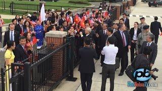 Tổng bí thư Đảng CSVN Nguyễn Phú Trọng bắt đầu chuyến thăm Hoa Kỳ