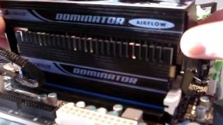 How To: Best Way To Install Corsair Dominator Memory
