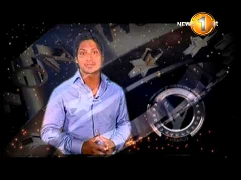 V Awards 2013 - English Trailer featuring Sangakkara