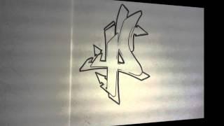 GRAFFITI ALPHABET N°2 : Lettre Par Lettre // Wildstyle
