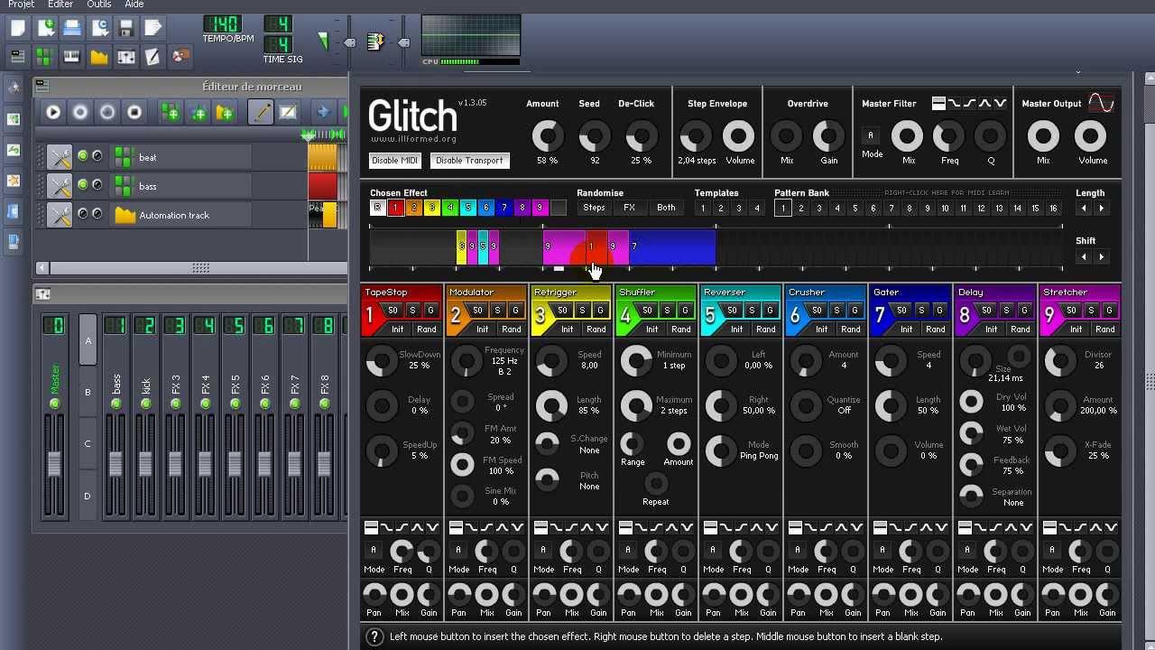 dblue glitch vst plugin