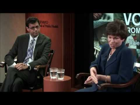 Career Advice for Women in Leadership | Valerie Jarrett, Senior Advisor to President Obama