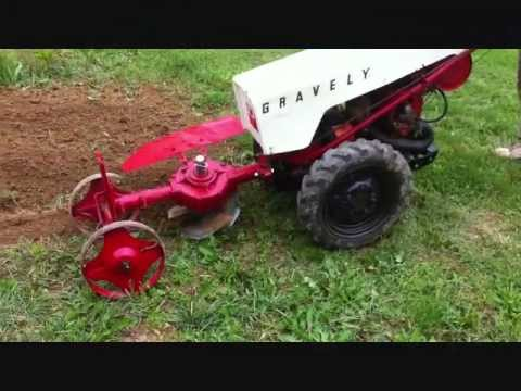 Tiller Plow Attachment Rotary Plow Attachment And