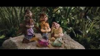 Alvin E Os Esquilos 3 Trailer 2 (Alvin And The Chipmunks