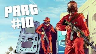 Grand Theft Auto 5 First Person Mode Walkthrough Part 10