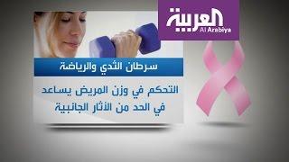 التمارين الرياضية للتعافي من سرطان الثدي | قنوات أخرى