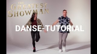 The Greatest Showman   Danse-tutorial This is Me   Danmark 2017