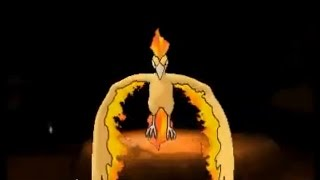Pokemon X/Y Catching Moltres (battle And Guide)