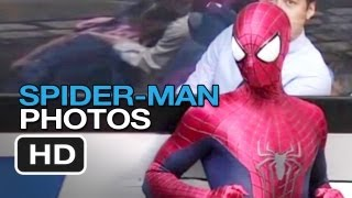 The Amazing Spider-Man 2- On-Set Photos: The Rhino (2014