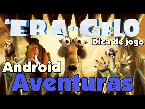 A Era do Gelo Aventuras para Android - Dica de jogo - Gameplay HD