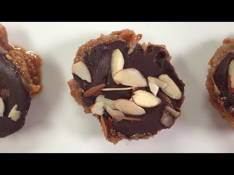 Alicia Silverstone's Vegan Almond Butter Cup Recipe | Lighten Up