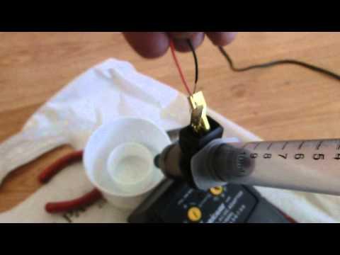 Injector cleaning manual, EASY / Como limpiar inyectores en casa, FACIL