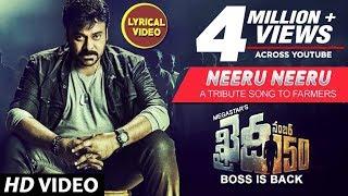 Khaidi-No-150-Movie-Neeru-Neeru-Tribute-Song